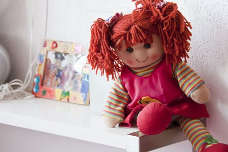 Puppen-verschenken