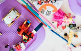 Spielzeug-verschenken