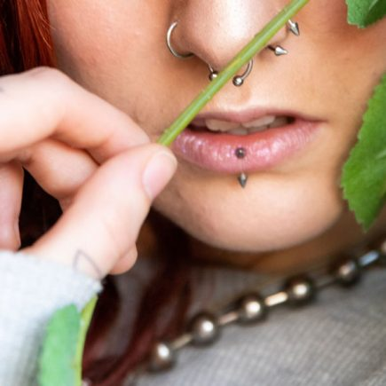 Piercings-verschenken